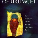 Cover of The Mummies of Urumchi by Elizabeth Barber