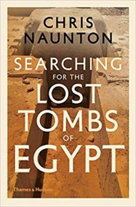 Cover of Searching for the Lost Tombs of Egypt by Chris Naunton