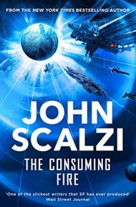 Cover of The Consuming Fire by John Scalzi