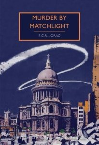 Cover of Murder by Matchlight by E.C.R. Lorac