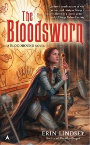 Cover of Bloodsworn by Erin Lindsey.