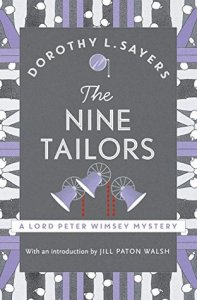 Cover of The Nine Tailors by Dorothy L. Sayers