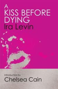 Cover of A Kiss Before Dying by Ira Levin