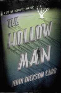 Cover of The Hollow Man by John Dickson Carr