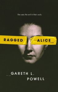 Cover of Ragged Alice by Gareth L. Powell