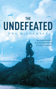 Cover of The Undefeated by Una McCormack