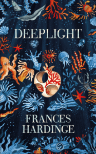 Cover of Deeplight by Frances Hardinge