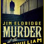 Cover of Murder at the Fitzwilliam by Jim Eldridge