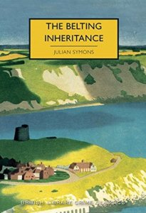 Cover of The Belting Inheritance by Julian Symons