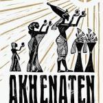 Cover of Akhenaten: Egypt's False Prophet by Nicholas Reeves