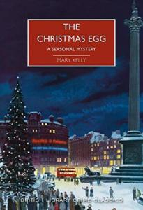 Cover of The Christmas Egg by Mary Kelly