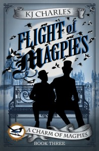Cover of Flight of Magpies by KJ Charles