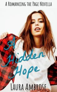 Cover of A Hidden Hope by Laura Ambrose