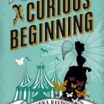 Cover of A Curious Beginning by Deanna Raybourn