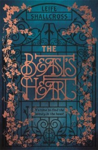 Cover of The Beast's Heart by Leife Shallcross