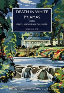 Cover of Death in White Pyjamas by John Bude