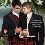 Cover of It Takes Two To Tumble by Cat Sebastian