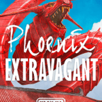 Cover of Phoenix Extravagant by Yoon Ha Lee