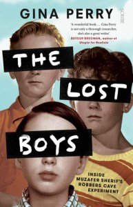 Cover of The Lost Boys by Gina Perry