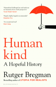 Cover of Human kind: A Hopeful History by Rutger Breman