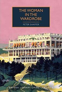 Cover of The Woman in the Wardrobe by Peter Shaffer