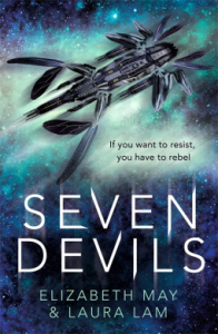 Cover of Seven Devils by Elizabeth May & Laura Lam