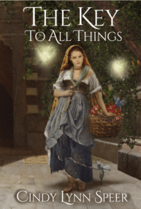 Cover of The Key to All Things by Cindy Lynn Speer