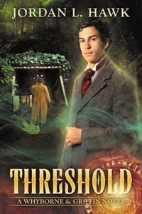 Cover of Threshold by Jordan L. Hawk
