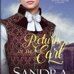 Cover of Return of the Earl by Sandra Schwab