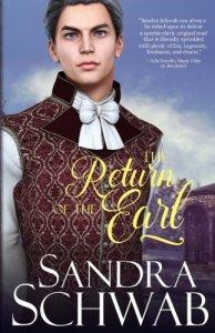 Cover of Return of the Earl by Sandra Schwab