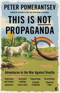 Cover of This Is Not Propaganda by Peter Pomerantsev