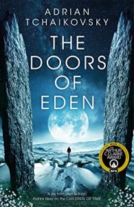 Cover of The Doors of Eden by Adrian Tchaikovsky