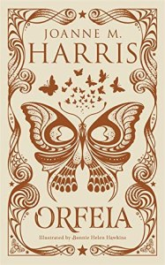 Cover of Orfeia by Joanne M. Harris