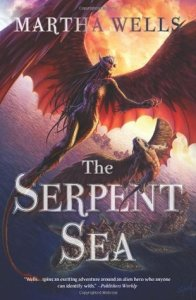 Cover of The Serpent Sea by Martha Wells
