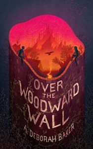 Cover of Over the Woodward Wall by J. Deborah Baker