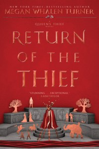 Cover of Return of the Thief by Megan Whalen Turner