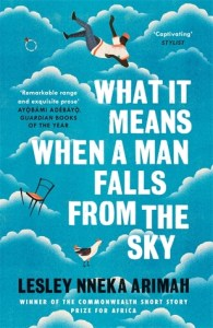 Cover of What it Means When A Man Falls From The Sky by Lesley Nneka Arimah