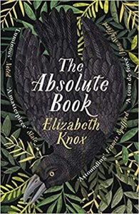 Cover of The Absolute Book by Elizabeth Knox