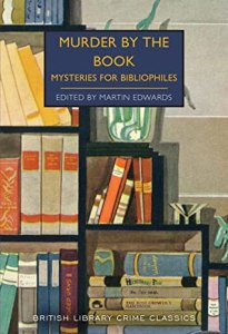 Cover of Murder by the Book ed. Martin Edwards