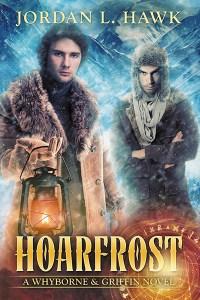 Cover of Hoarfrost by Jordan L. Hawk