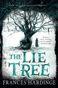 Cover of The Lie Tree by Frances Hardinge