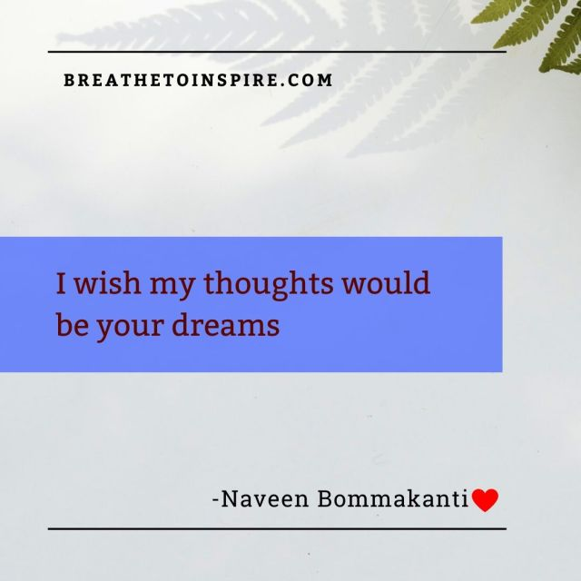 i wish my thoughts-love-quotes-naveen-bommakanti