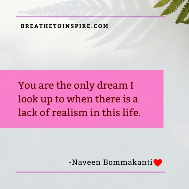 you are the only dream-love-quotes-for-him