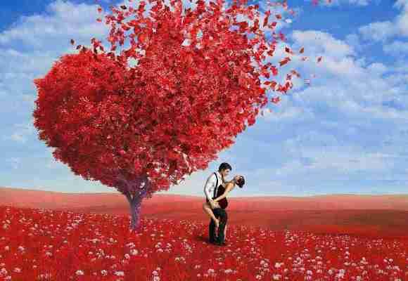 The divine love