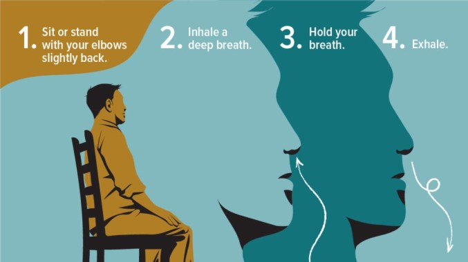 Magic of Deep Breathing to Lead Healthy Life