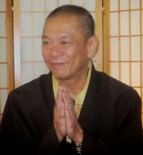 Dharma Teacher Chân Huy