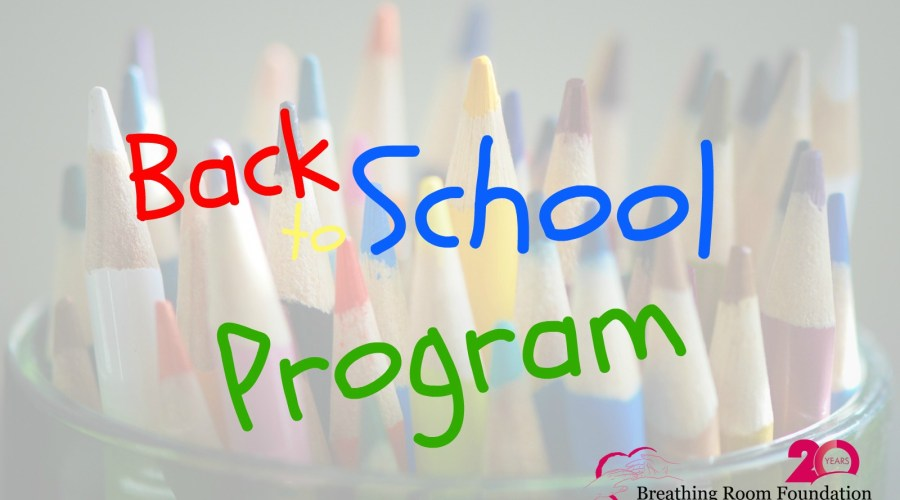 Back to School Program