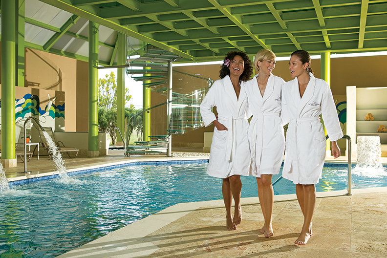 The Spa At Breathless Punta Cana Has Been Nominated For A