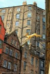 Golden Hare, the Grassmarket, Edinburgh