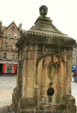 The Bow Well, at the foot of Victoria Street